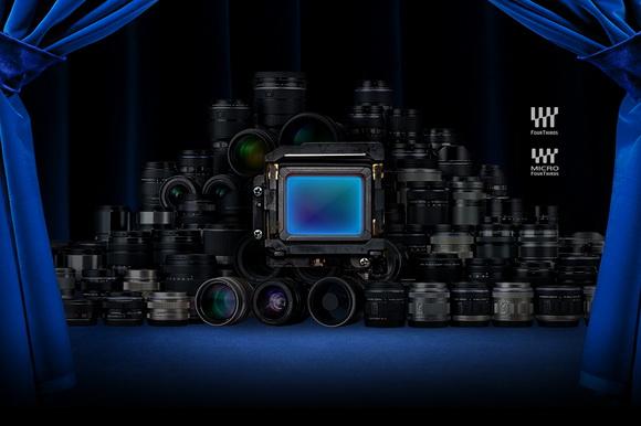Olympus flagship camera teaser