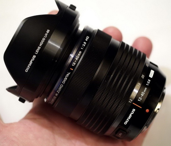 olympus-m.zuiko-digital-12-40mm-f2.8-pro-lens Olympus E-M1 photos and price details unofficially revealed Rumors