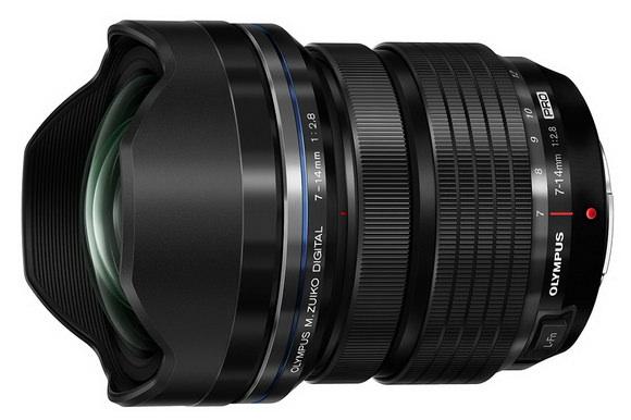 Olympus M.Zuiko Digital ED 7-14mm f/2.8 PRO