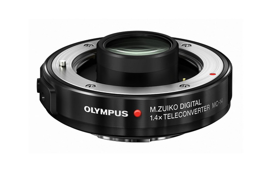 olympus-mc-14-1.4x-teleconverter Olympus 40-150mm f/2.8 PRO lens officially announced News and Reviews