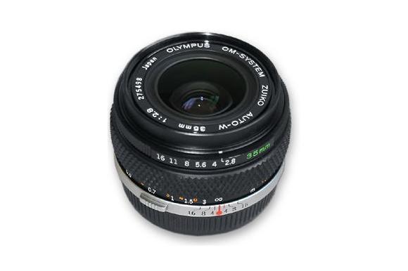 Olympus OM 35mm f/2.8
