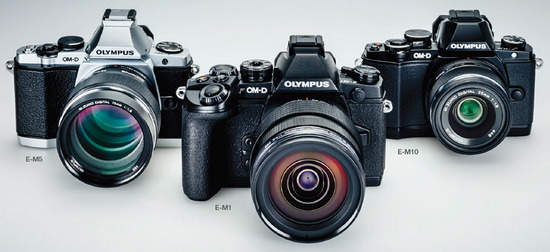 olympus-om-d-cameras Olympus OM-D full frame mirrorless camera coming at Photokina 2014 Rumors