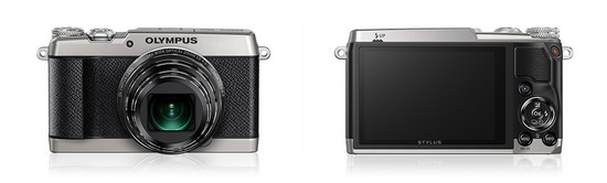 olympus-sh-3-silver Olympus TG-870 and SH-3 compact cameras officially revealed News and Reviews
