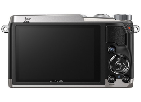 olympus-stylus-sh-2-back Olympus Stylus SH-2 announced with new shooting tricks News and Reviews