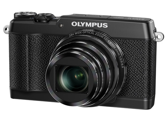 olympus-stylus-sh-2-black Olympus Stylus SH-2 announced with new shooting tricks News and Reviews