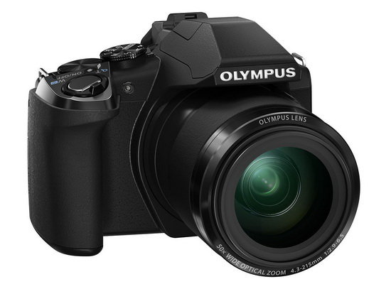 olympus-stylus-sp-100-front Olympus Stylus SP-100 is world's first camera with a dot-sight News and Reviews