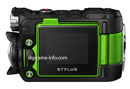 olympus-stylus-tg-tracker-tilting-screen Olympus Stylus TG-Tracker specs and photos leaked Rumors