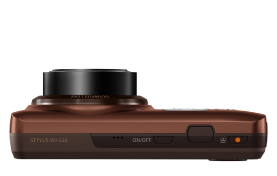 olympus-stylus-vh-520-10x-optical-zoom Olympus Stylus VH-520 compact camera unveiled with 10x optical zoom News and Reviews