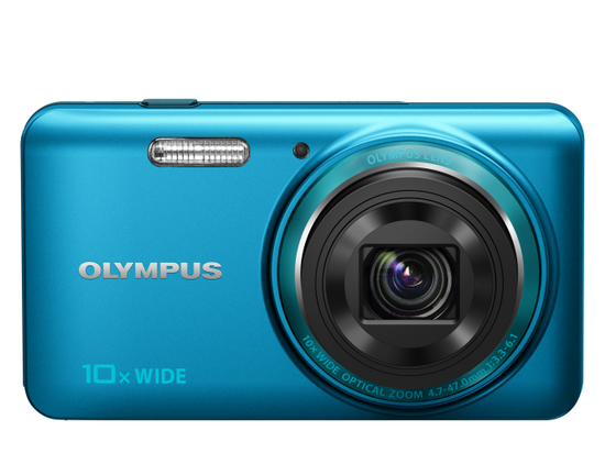 olympus-stylus-vh-520-compact-camera Olympus Stylus VH-520 compact camera unveiled with 10x optical zoom News and Reviews
