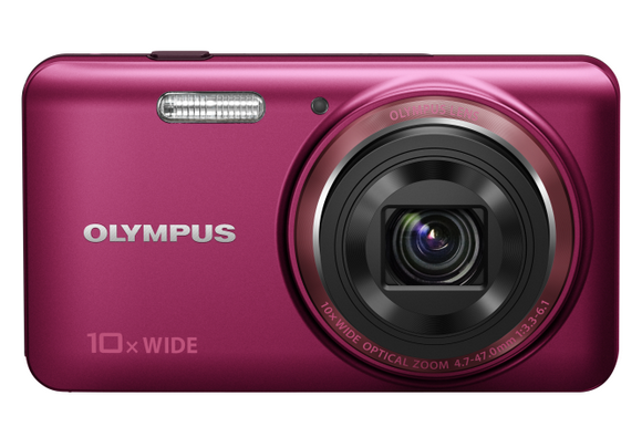 Olympus Stylus VH-520 release date, specs, price, and press photos revealed