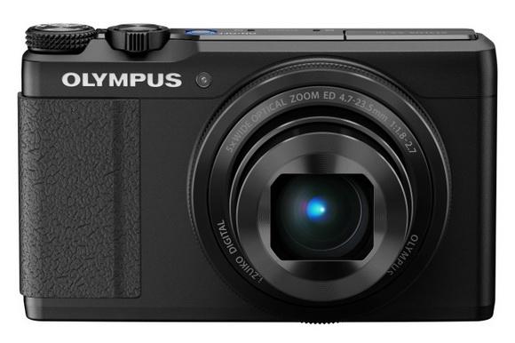 Olympus introduced the Stylus XZ-10 high-end compact digital camera