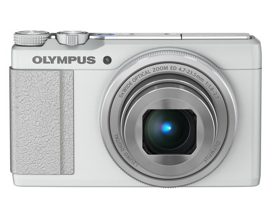 olympus-stylus-xz-10-white Olympus Stylus XZ-10 compact camera officially unveiled News and Reviews