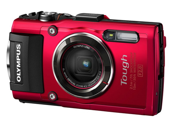 olympus-tg-4-front Olympus TG-4 announced with RAW support and new macro modes News and Reviews