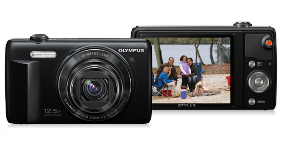 olympus-vr-370 Olympus to stop manufacturing V-series compact cameras News and Reviews