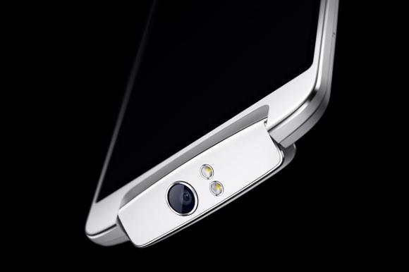 OPPO N1 rotating camera smartphone