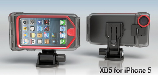 optrix-xd5-rugged-iphone-5-case-wide-angle-lens Optrix XD5 becomes world's most rugged iPhone 5 case News and Reviews