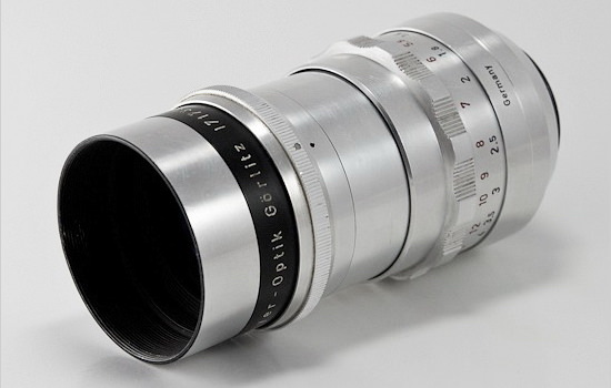 original-trioplan-100mm-f2.8-lens Meyer-Optik Görlitz announces Trioplan 100mm f/2.8 lens News and Reviews