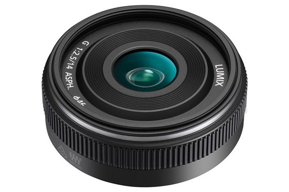 Panasonic 14mm f/2.5 II ASPH