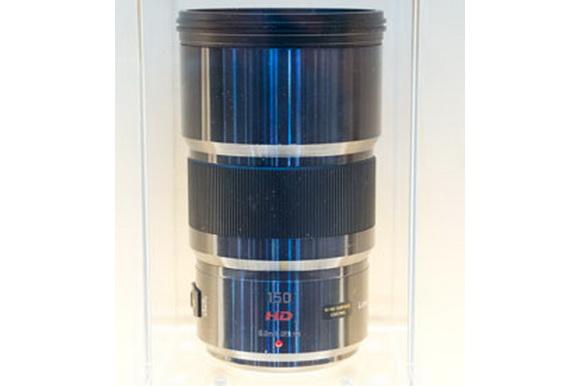 Panasonic 150mm f/2.8 lens price