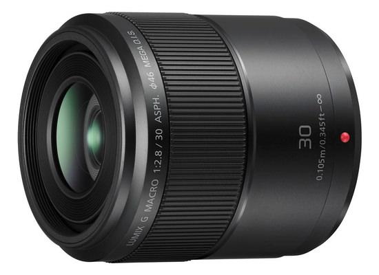 panasonic-30mm-f2.8-lumix-g-macro-asph-mega-ois Panasonic 42.5mm f/1.7 and 30mm f/2.8 lenses announced News and Reviews