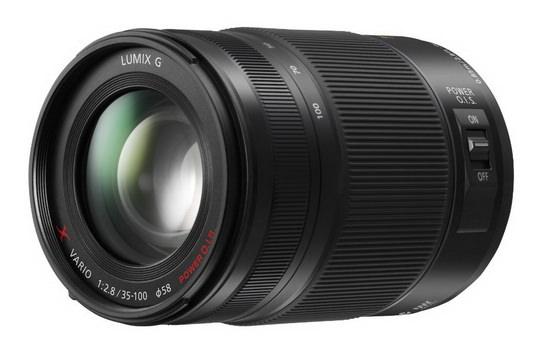 panasonic-35-100mm-f2.8 New Panasonic 35-100mm lens set to be released later in 2014 Rumors