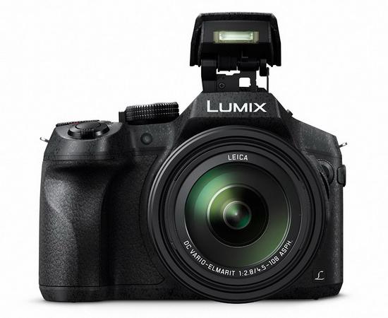 panasonic-fz300-flash Weathersealed Panasonic FZ300 4K bridge camera announced News and Reviews