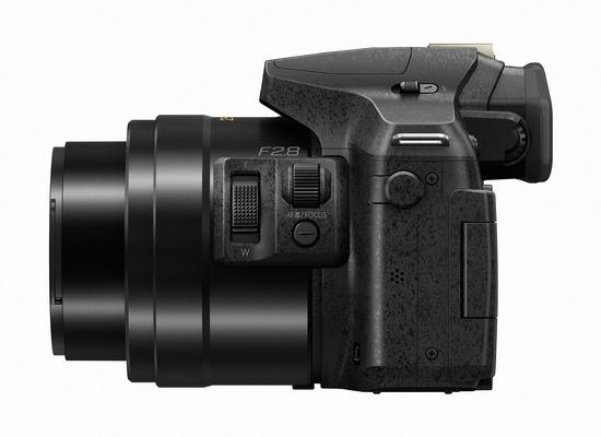 panasonic-fz300-side Weathersealed Panasonic FZ300 4K bridge camera announced News and Reviews