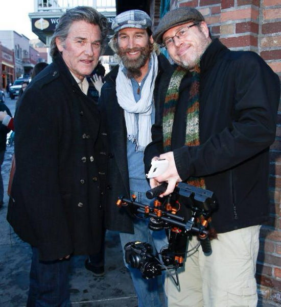 panasonic-g4k-kurt-russell Kurt Russell and Panasonic G4K smile together for the camera Rumors