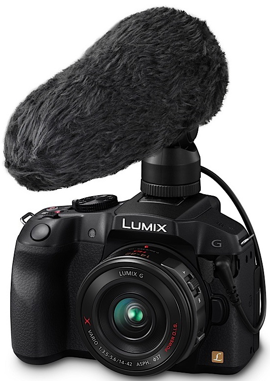 panasonic-g6-accessories Panasonic G6 camera becomes official with WiFi and NFC News and Reviews