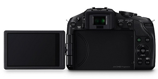 panasonic-g6-tilting-touchscreen Panasonic G6 camera becomes official with WiFi and NFC News and Reviews