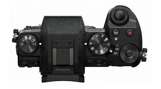panasonic-g7-top-leaked First Panasonic G7 photos show up on the web Rumors