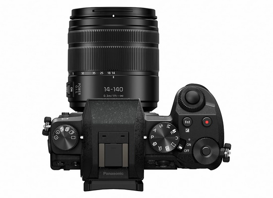 panasonic-g7-top Panasonic G7 announced with 4K support and better design News and Reviews