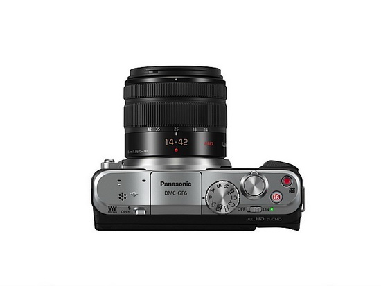 panasonic-gf6-controls-settings Panasonic GF6 camera with NFC and WiFi becomes official News and Reviews