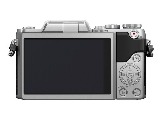 panasonic-gf7-back Panasonic GF7 Micro Four Thirds camera becomes official News and Reviews