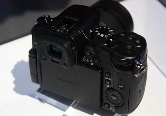 panasonic-gh-4k-video-camera New 16-megapixel sensor for the Panasonic GH 4K video camera Rumors