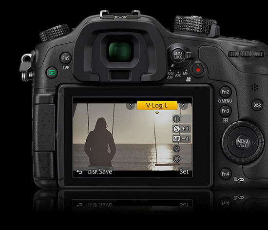 panasonic-gh4-v-log Panasonic Lumix GH4 V-Log upgrade kit announced News and Reviews