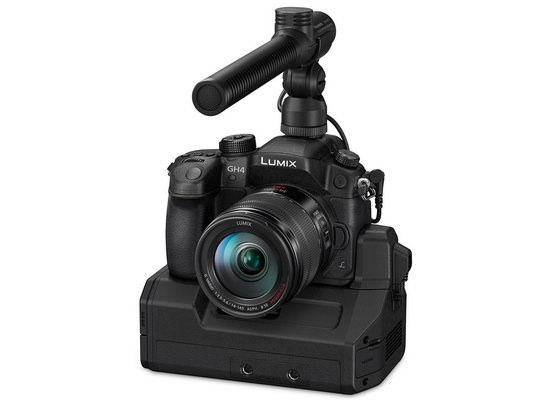 panasonic-gh4-video Panasonic GH4 4K video recording camera officially unveiled News and Reviews