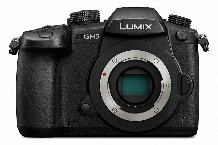panasonic-gh5-front Panasonic GH5 release date, price, and specs announced at CES 2017 Featured News and Reviews