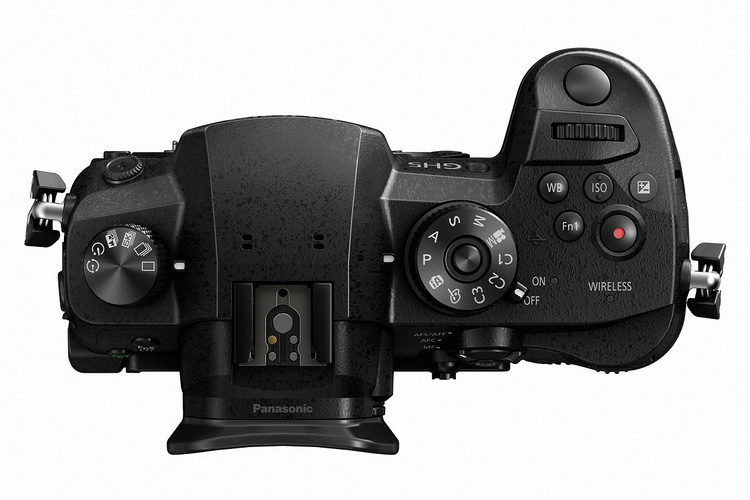 panasonic-gh5-top Panasonic GH5 release date, price, and specs announced at CES 2017 Featured News and Reviews