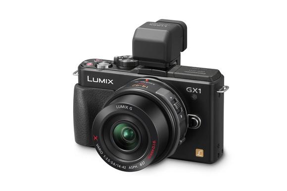 Panasonic GX2 specs leaked