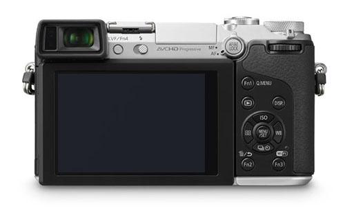 panasonic-gx7-back New Panasonic Lumix GX7 specs and photos show up online Rumors