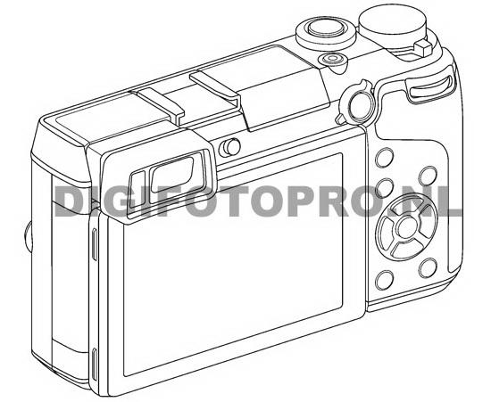 panasonic-gx7-rear Panasonic GX7 schematics leaked on the web Rumors