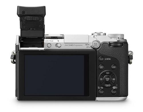 panasonic-gx7-tilting-viewfinder New Panasonic Lumix GX7 specs and photos show up online Rumors