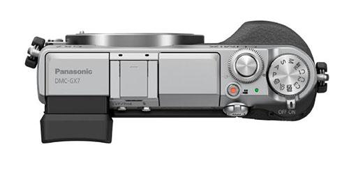 panasonic-gx7-top-dials New Panasonic Lumix GX7 specs and photos show up online Rumors
