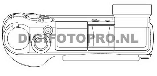 panasonic-gx7-top Panasonic GX7 schematics leaked on the web Rumors