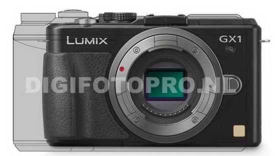 panasonic-gx7-vs-gx1-size Panasonic GX7 schematics leaked on the web Rumors