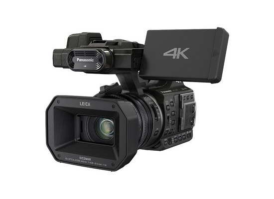 panasonic-hc-x1000 Panasonic HC-X1000 4K camcorder launched for prosumers News and Reviews