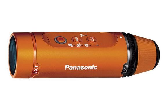 Panasonic HX-A1 NAB Show 2015