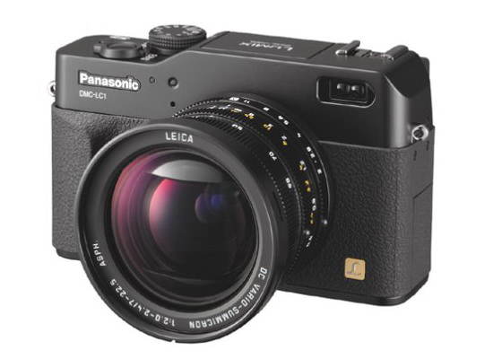 panasonic-lc1 Panasonic LX100 specs list to include 24-75mm zoom lens Rumors
