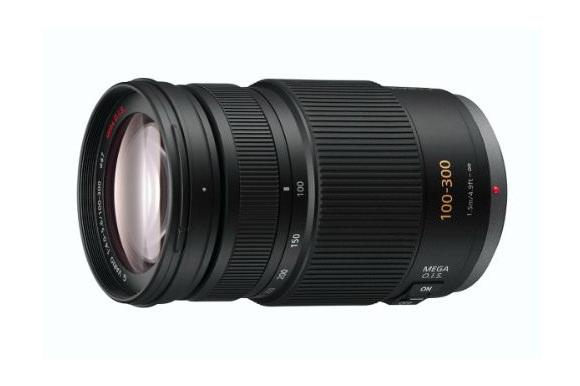 Panasonic Lumix G 100-300mm f/4-5.6 Mega OIS